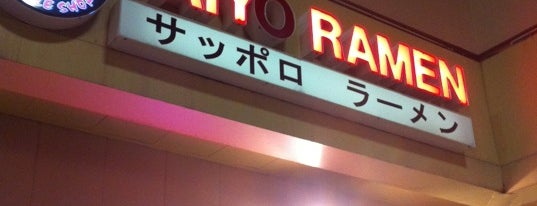 Taiyo Ramen is one of Go to places.