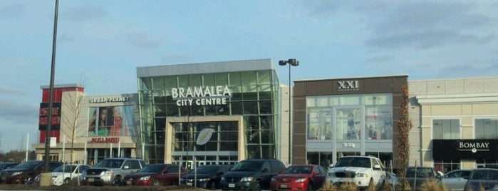 Bramalea City Centre is one of Shopping malls of the Greater Toronto Area (GTA).