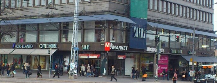 S-market is one of Vakiot.