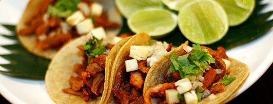 Mexican Food in Singapore