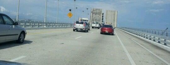 Draw Bridge is one of Draw Bridges.