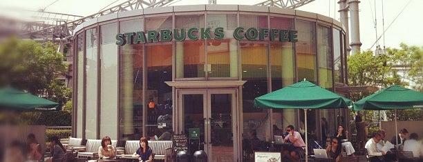Starbucks Coffee 東京ドームシティ ラクーア店 is one of Starbucks Coffee (東京23区:千代田・中央・港以外).