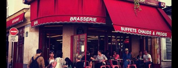 Café des Deux Moulins is one of Франция.