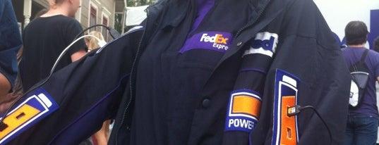 FedEx SXSW Food Truck is one of Speakmans SXSW Venues in Austin.