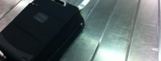 Baggage Claim is one of Cincinnati Airport.