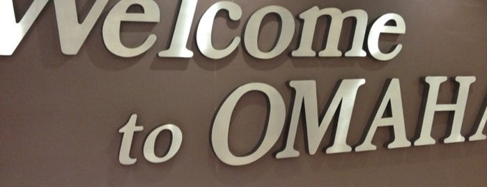 Omaha Eppley Airfield (OMA) is one of Airports been to.