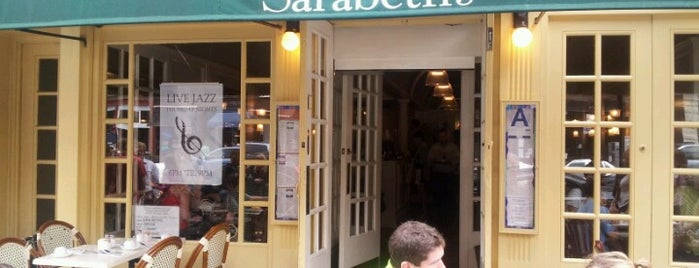 Sarabeth's is one of NYC Food.