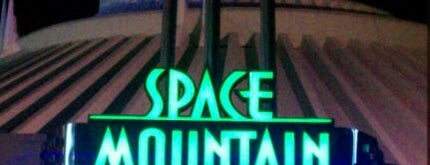 Space Mountain is one of Florida Trip '12.