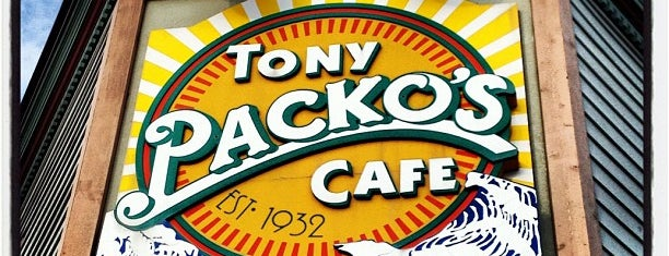 Tony Packo's Cafe is one of Great Ohio Food Destinations!.