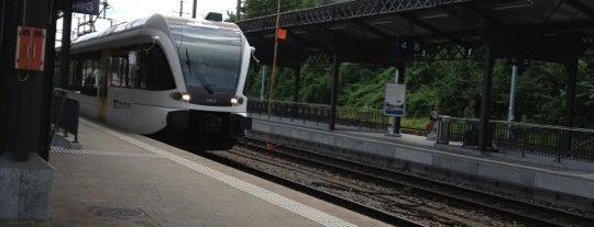 Bahnhof Rorschach is one of Bahnhöfe Top 200 Schweiz.