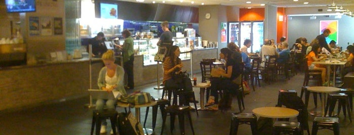 UTS Concourse Cafe is one of Visit UTS.
