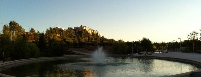 Parque Juan Pablo II is one of @ Madrid (MD, España).