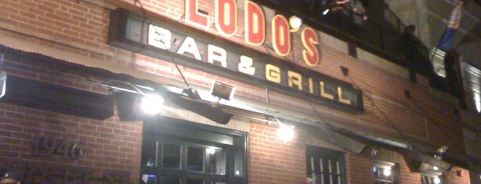 Lodo's Bar And Grill is one of The best after-work drink spots in Denver, CO.