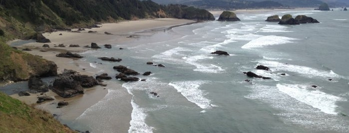Ecola State Park is one of Favorite Beaches.