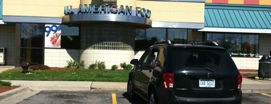 A&W All-American Food is one of Work Lunch Locations.