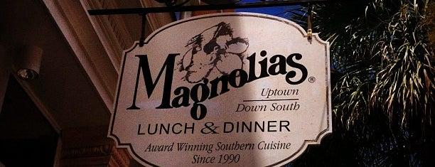 Magnolias is one of Charleston.