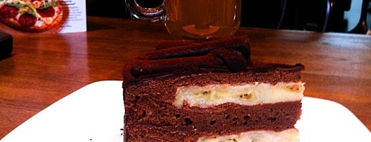 Кофе Хауз is one of Moscow specials.