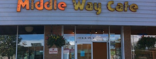 Middle Way Cafe is one of Anchorage, AK.
