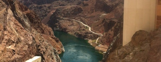 Hoover Dam is one of Road Trip Bucket List with Midlife Road Trip.