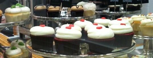 Georgetown Cupcake is one of New York.