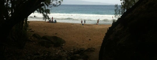 Mokuleia Bay is one of Maui Places of Interest.