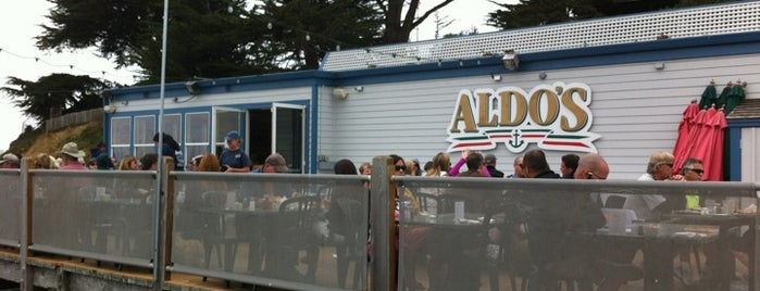 Aldo's Harbor Restaurant is one of Triple D Checklist.