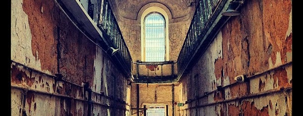 Eastern State Penitentiary is one of PA.