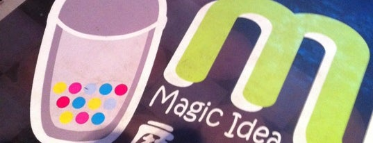 Magic Idea is one of DEUCE44 III.