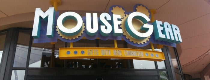 Mouse Gear is one of Orlando - Compras (Shopping).