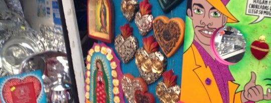 Mercado de Artesanias is one of O que Fazer na Cd. do México.
