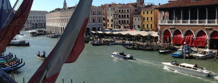 Ca' Sagredo Hotel Venice is one of T+ L 500: The Debut Hotels of 2013.