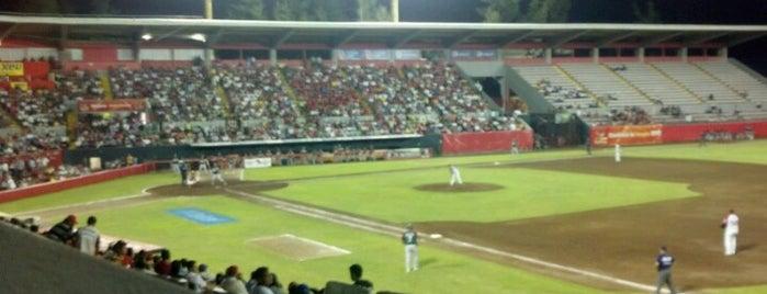 Estadio Beto Avila is one of Top 10 favorites places in Veracruz, Mexico.