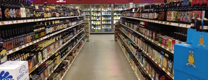 Binny's Beverage Depot is one of Chicago wants.