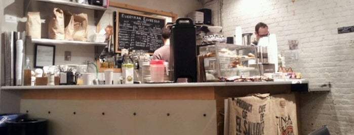 Everyman Espresso is one of nyc coffee walk.