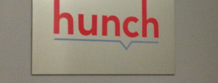 Hunch HQ is one of Awesome NYC Startups.