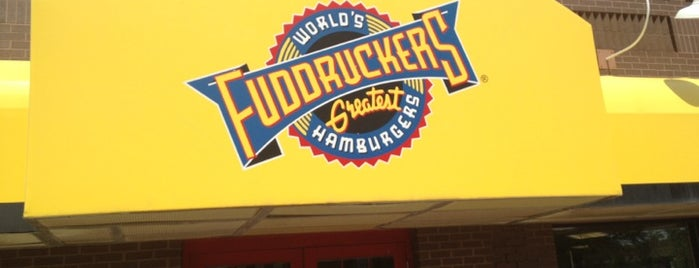 Fuddruckers is one of Best Edina Spots.