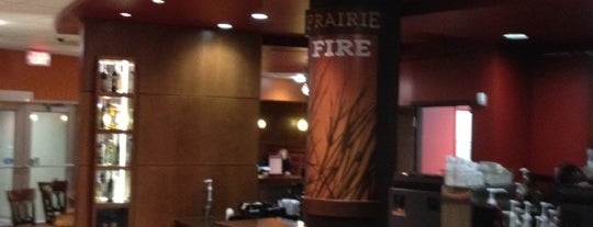 Prairie Fire is one of Wisconsin Union Food Locations.