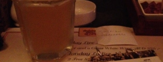 Belgian Beer Cafe is one of Favorite bars.