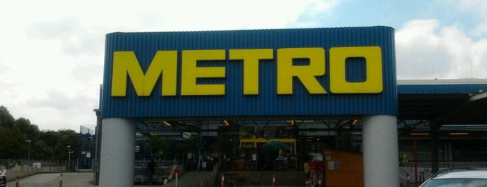 METRO Cash & Carry is one of Favoriten.