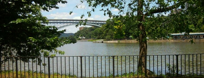 Inwood Hill Park is one of The Crowe Footsteps.