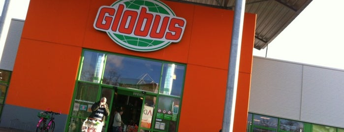 Globus is one of All-time favorites in Germany.