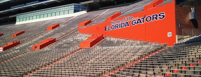 Ben Hill Griffin Stadium is one of Gator Nation secrets.