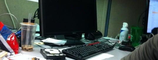 IT Student Cube is one of Utmc.