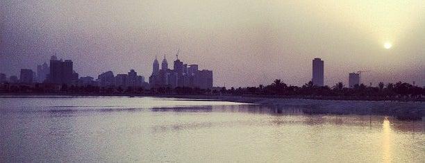 Al Barsha Pond Park حديقة بحيرة البرشاء is one of Best places in Dubai, United Arab Emirates.