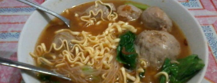 Bakso Barokah Suparmin is one of Agha_Jhon.