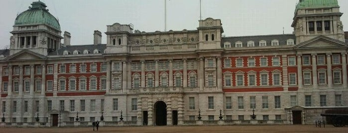 Horse Guards Parade is one of St Martins Lane - Sunset Cycle.