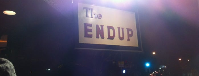 The Endup is one of San Francisco After Hours.