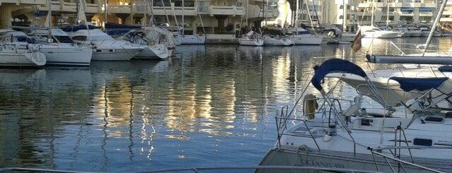 Puerto Deportivo de Benalmádena - Puerto Marina is one of 101 cosas en la Costa del Sol antes de morir.