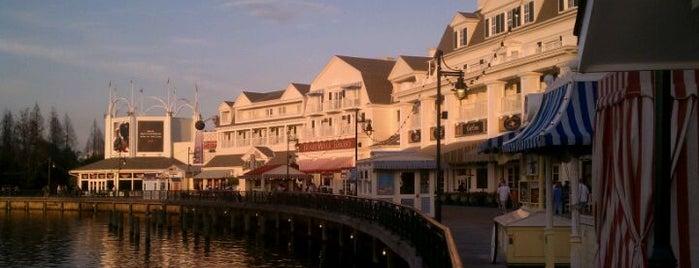 Disney's Boardwalk is one of Best Kept Secrets? of Disney.