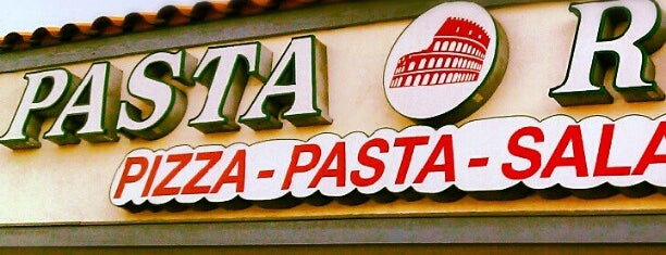 Pasta Roma is one of ThinDish Restaurants.